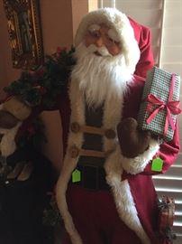 5 Foot Santa.....