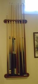 Pool Sticks
