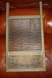 Authentic National Washboard Co.