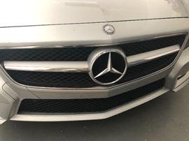 2012 MERCEDES-BENZ CLS 550!