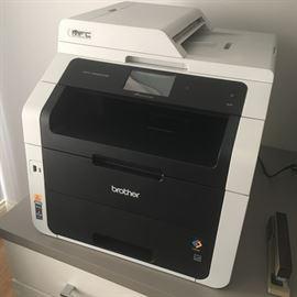 Great color laser printer/copier/scanner
