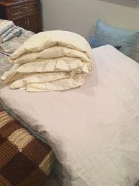 Downe comforters