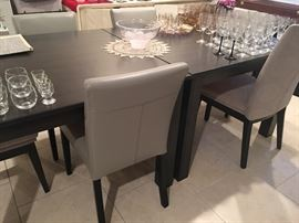 2 matching smaller scale tables like new