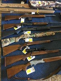 Gun list to come