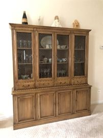 Thomasville china hutch BUY IT NOW $250