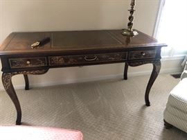 Drexel Writing Desk in the Style of Louis