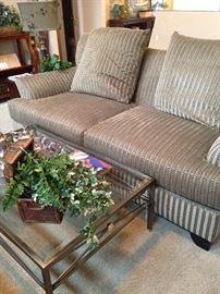 Good-looking sofa
