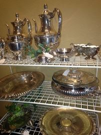 Other great silver plate selections