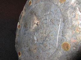 Signature of Studio Pottery Vessel Signed Albert