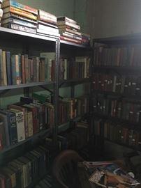 So many books!!
