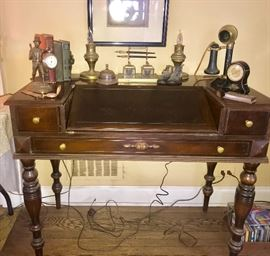 Antique Martha Washington Ladies desk