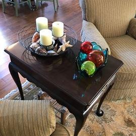 End table, home decor