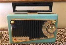 1951 Motorola portable radio