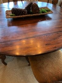 Functional Drop sides dining / breakfast nook table