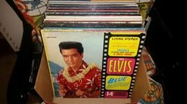 Elvis and other GREAT LP - Albums & 45's