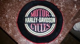 Frisby / Harley Davidson Collectible