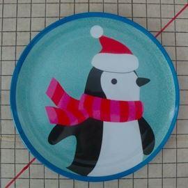Penguin Cookie Plate