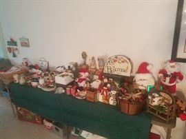 Christmas galore!