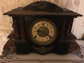 Very Old Antique Clock