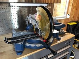 Chop saw, new