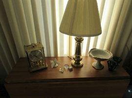 Mid Century Self Storing Gateleg Table