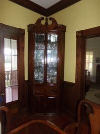 Corner Cabinet (8 1/2 ft.)