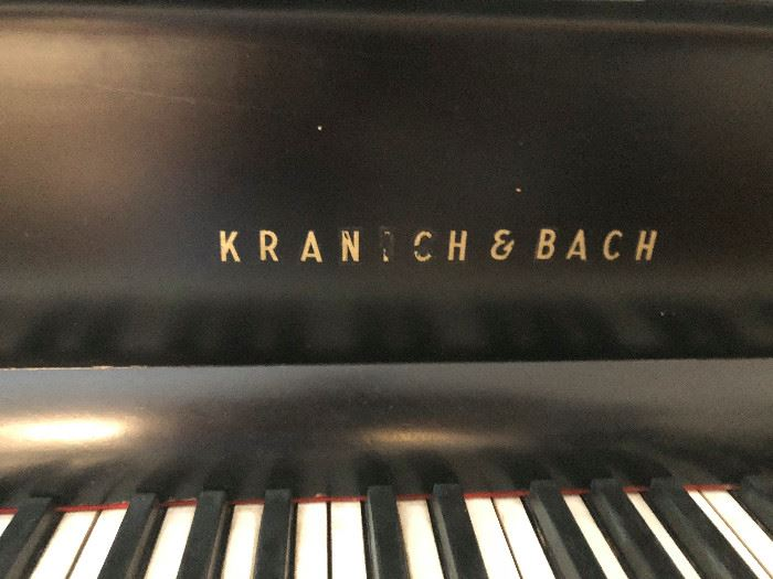 Kranich & Bach