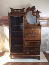 Antique Secretary Gorgeous
