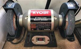 Ryobi Grinder Machine