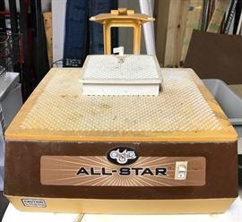 All-Star Glass Cutter Machine