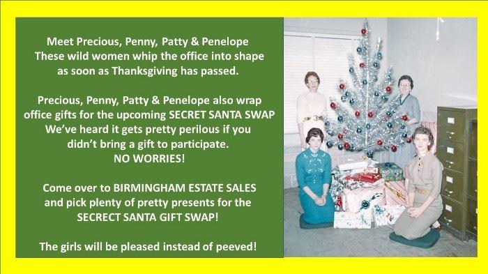 BES peeved presents