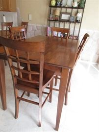 ANOTHER VIEW OF KITCHEN TABLE