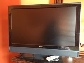 One of two TV's: Insignia brand 32""