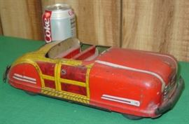Wyandotte Toys Metal Car