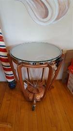 Timpani Drum Table
