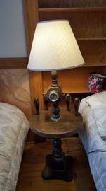 Nautical Themed Floor Lamp