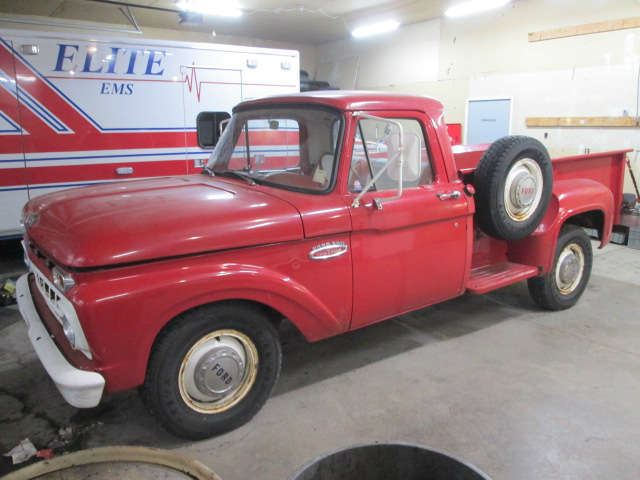 Rare 1965 F250 Long Bed Step Side ( Camper Special )