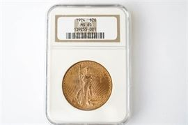 2. 1924 SaintGaudens Double Eagle