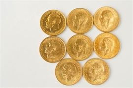 13. Kings Sovereigns