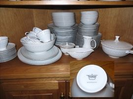 Set Dishes by Thomas