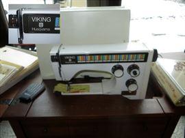 Husqvarna Sewing Machine Like New