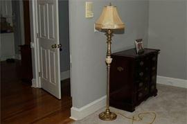 2. Renaissance Style Floor Lamp