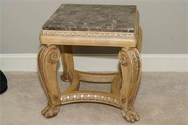 3. Renaissance Style Side Table
