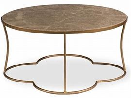 Taranto Coffee Table by Sarreid