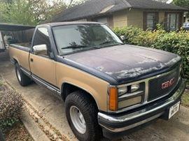 1989 GMC Truck