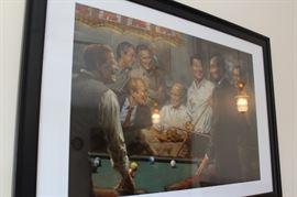 artwork republican presidents playing poker