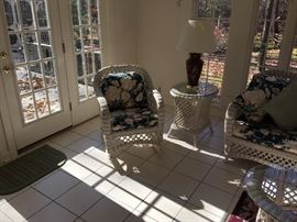 Great Wicker Furniture set