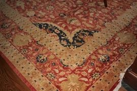 Large Quality Handmade Carpet