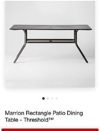 Marrion Table