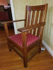 Antique  Craftsman chair